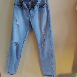 MEN'S LEVI'S 501 CT Button Fly Jeans